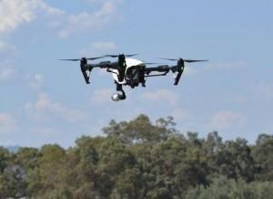 UAV DJI Inspire
